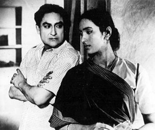 Kalyani and Bikash